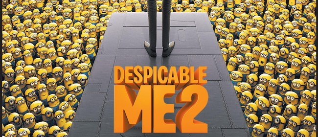 Movies in Parks Henderson: Despicable Me 2