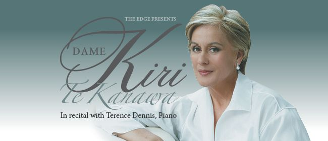 Dame Kiri Te Kanawa In Recital with Terence Dennis
