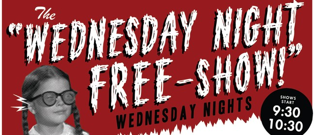The Wednesday Night Free Show with Fox & Wolf
