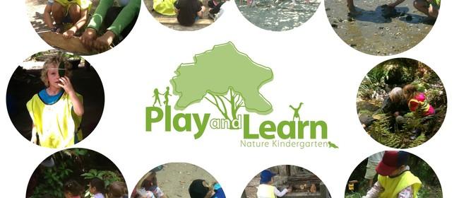 Nature Kindergarten/Playgroup Taster Session