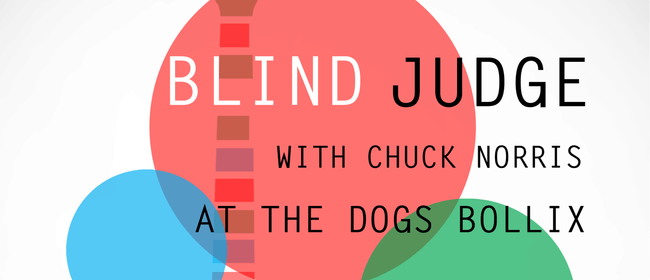 Blind Judge with Chuck Norris