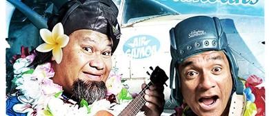 Laughing Samoans present Fresh Off Da Blane