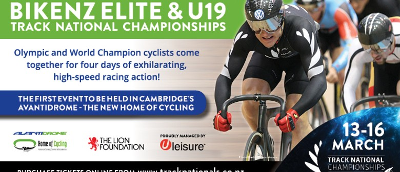 The Bike NZ National Elite & U19 Track Cycling Championships