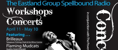 The Flaming Mudcats - Eastland Group Spellbound Radio Series