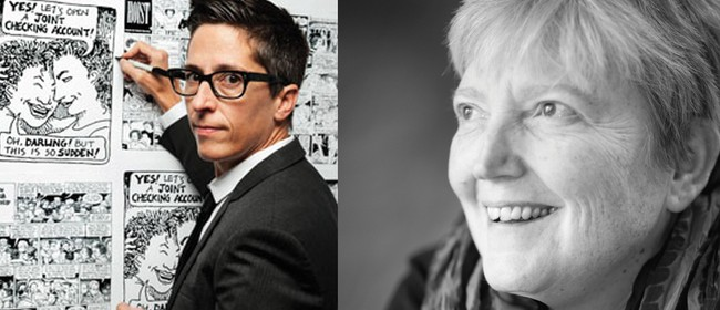 Alison Bechdel and Terry Castle: SOLD OUT