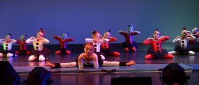 Acro Dance Classes - Advanced