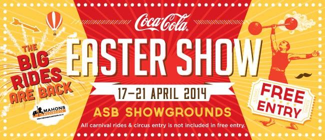 Coca-Cola Easter Show 2014