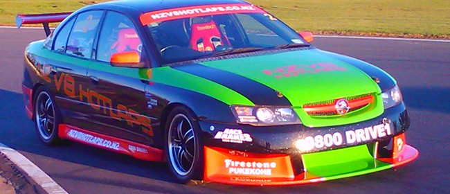 400kw Holden V8 Hot Laps