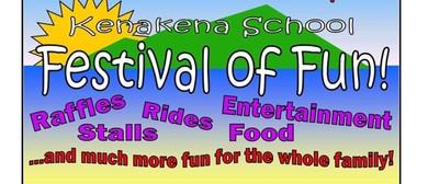 Kenakena School Festival of Fun