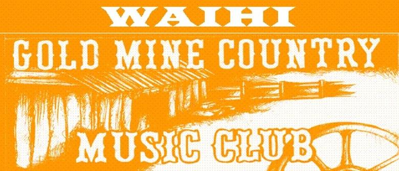 Waihi Goldmine Country Music Club