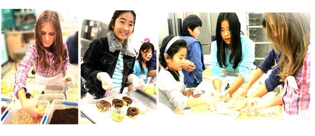 School Holiday Donut Making Workshop