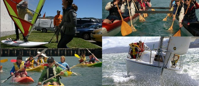 Wellington Ocean Sports Open Day