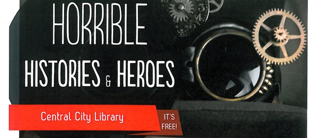 Horrible, Histories and Heroes: photography workshop