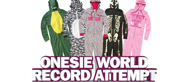 Onesie World Record Attempt