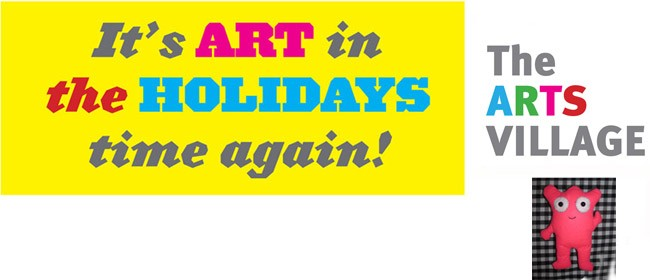 Arty School Holiday Program