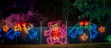Fiesta of Lights - A Million Watts of Family Fun