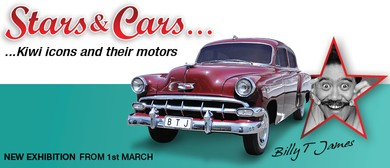 MOTAT Kiwi Stars and Cars Exhibition