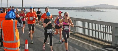 Become a Heart Racer at the 2014 Auckland Marathon