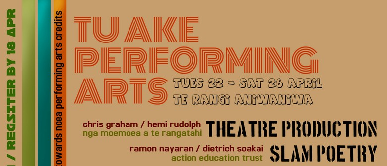 Tu Ake Performing Arts Noho