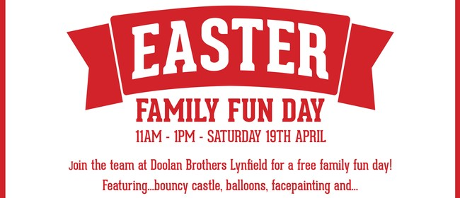 The Great Easter Family Fun Day