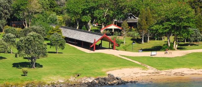 Waitangi Treaty Grounds School Holiday Activities April/May