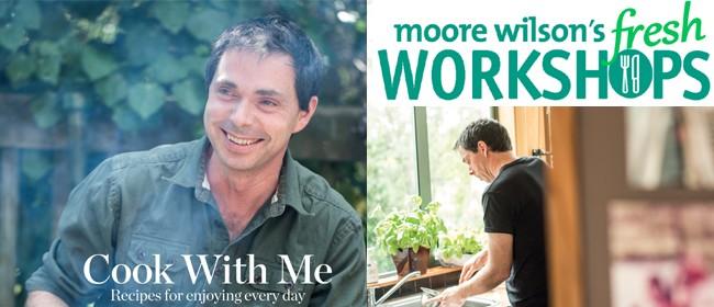 Workshop: Cook With Me - Aaron Brunet