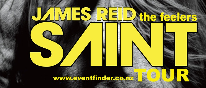 James Reid Saint Tour 2014