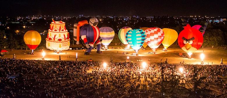 Balloons Over Waikato - 2015