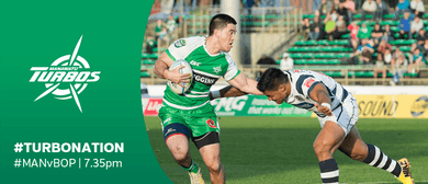 Manawatu Turbos vs. Bay of Plenty