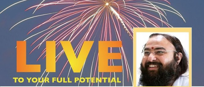 Live to Your Full Potential, an Invigorating Talk...