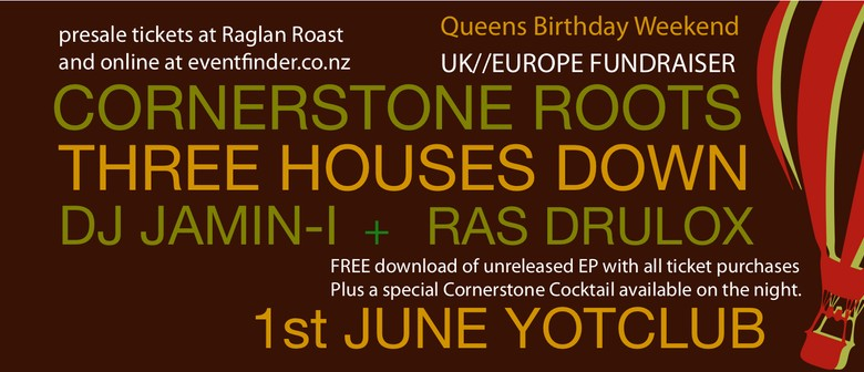 Cornerstone Roots UK/Europe Fundraiser 2014