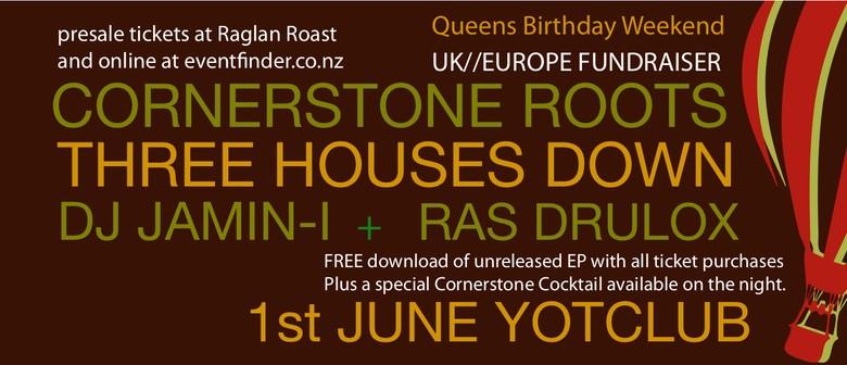 Cornerstone Roots UK/Europe Fundraiser 2014