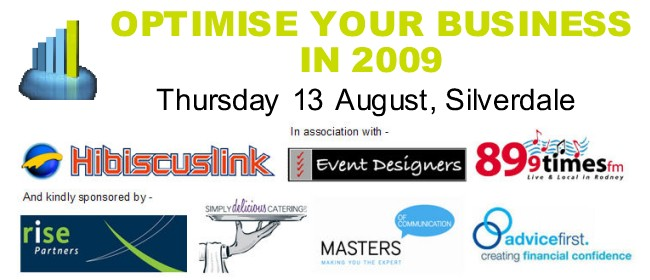 Optimise Your Business in 2009