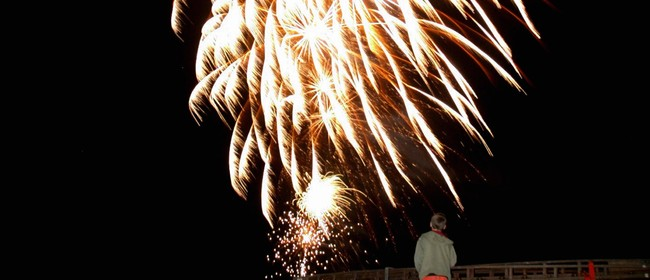 Blast In The Park Fireworks Fundraiser