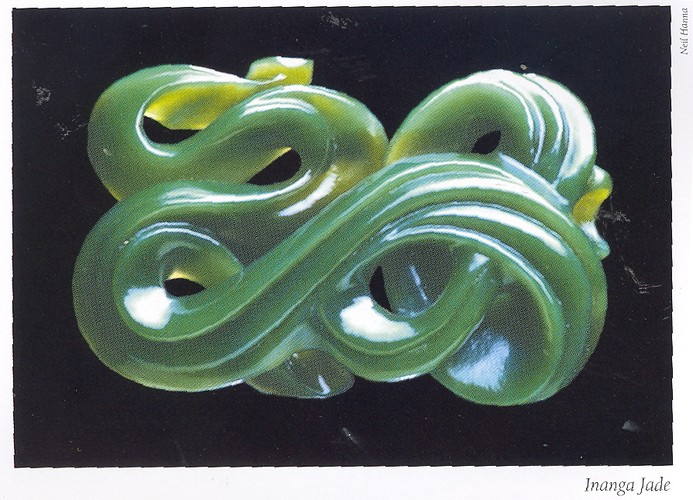 Talk Talk Talk Talk Pounamu New Zealand