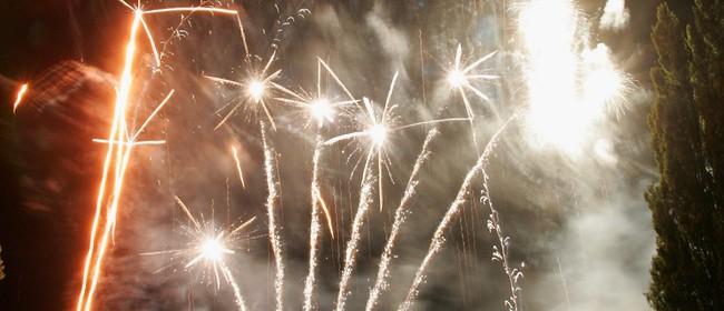 Free Festival Fireworks Finale, Hastings Blossom Festival