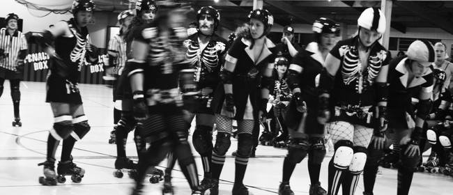 Freshmeat Day - Roller Derby