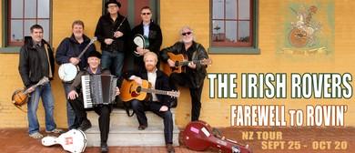 The Irish Rovers -  Farewell To Rovin' Tour