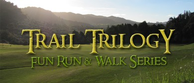 Trail Trilogy - Event 3 Paeroa to Thames 29.3km