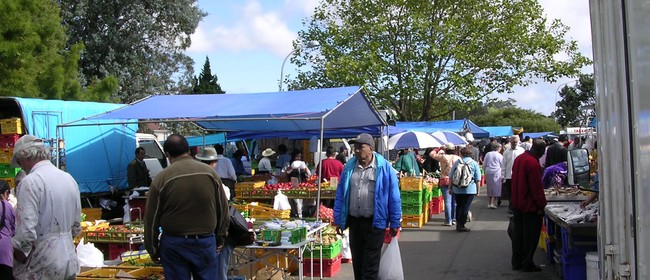 Wesley Community Centre Market Day