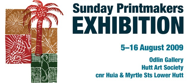 Sunday Printmakers Exhibition