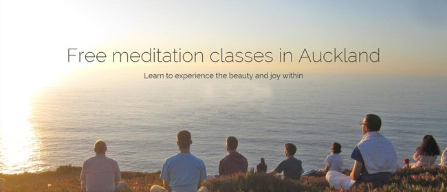 Learn Meditate - Weekend series: CANCELLED