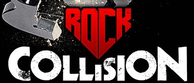 Rock Collision - The Hangar v Hauraki 99FM
