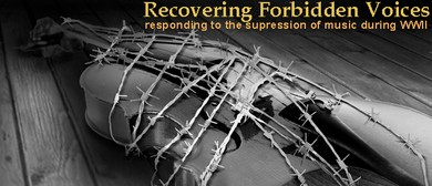 Recovering Forbidden Voices Conference - Full & Day Passes