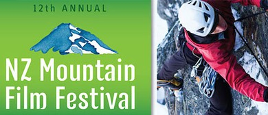 NZ Mountain Film Festival Tour