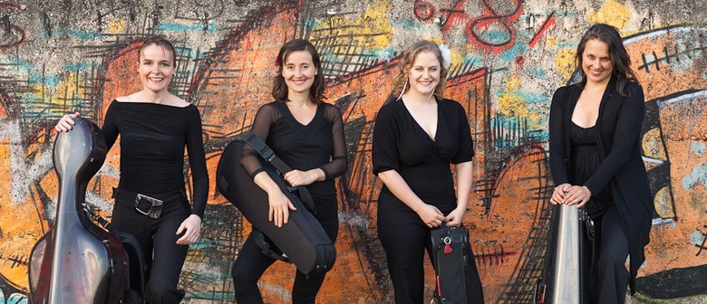CMHV: Faust String Quartet