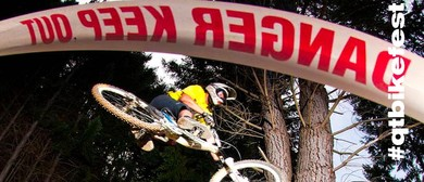 Vertigo Bikes DirtMasters Downhill - Queenstown Bike Fest