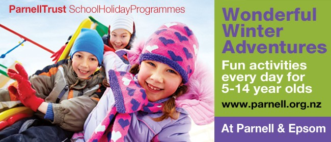 Wild Wild West - Parnell Trust School Holiday Programme