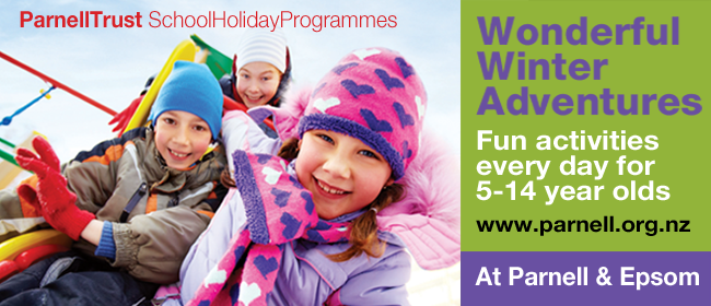 Parakai Hot Pools - Parnell Trust School Holiday Programme