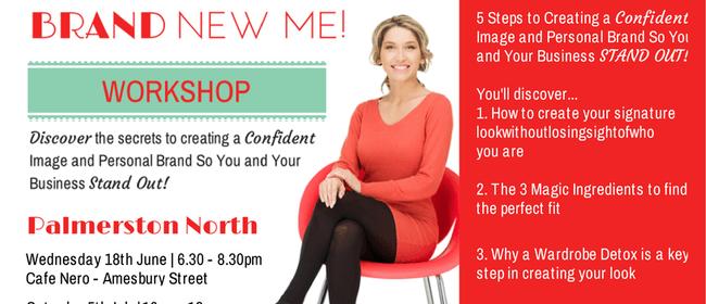 Brand New Me - Confident Image Workshop